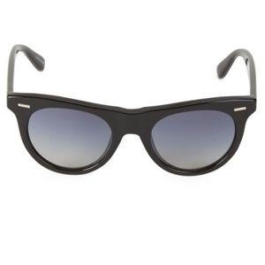 New MICHAEL KORS Round Gradient Sunglasses
